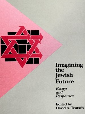 cover image of Imagining the Jewish Future