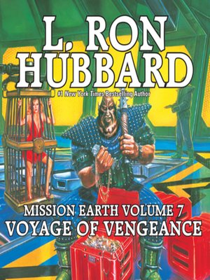 cover image of Voyage of Vengeance