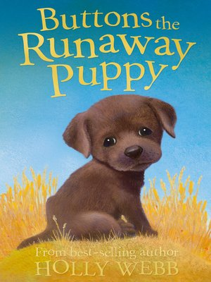 cover image of Buttons the Runaway Puppy