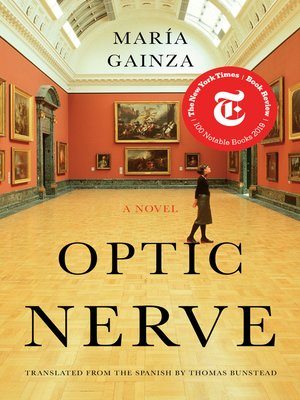 cover image of Optic Nerve