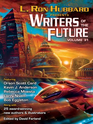 cover image of Writers of the Future, Volume 31