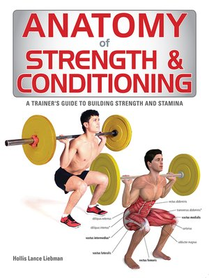 cover image of Anatomy of Strength and Conditioning