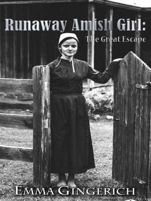 cover image of Runaway Amish Girl