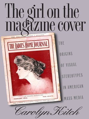 cover image of The Girl on the Magazine Cover