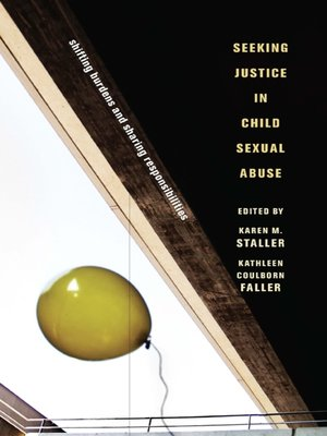 cover image of Seeking Justice in Child Sexual Abuse