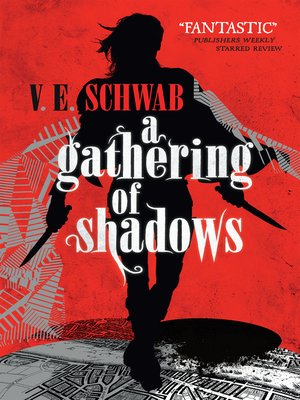 cover image of A Gathering of Shadows