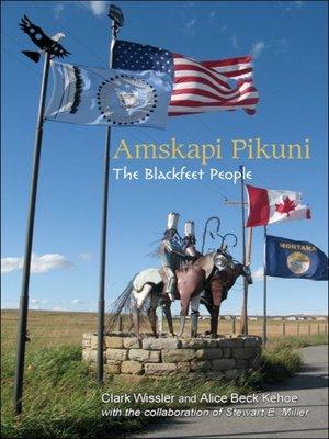 cover image of Amskapi Pikuni