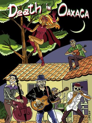 cover image of Death in Oaxaca, Issue 1