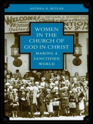 cover image of Women in the Church of God in Christ