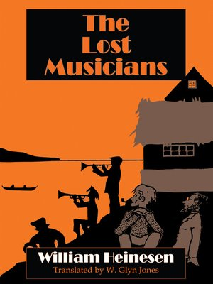 cover image of The Lost  Musicians