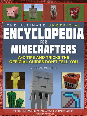 cover image of The Ultimate Unofficial Encyclopedia for Minecrafters