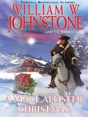 cover image of A MacCallister Christmas
