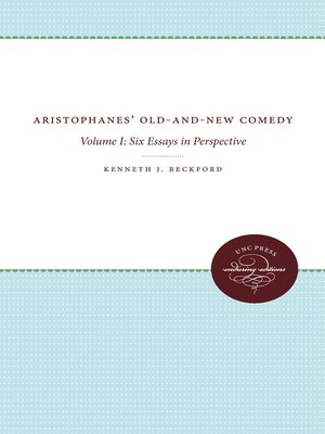 cover image of Aristophanes' Old-and-New Comedy