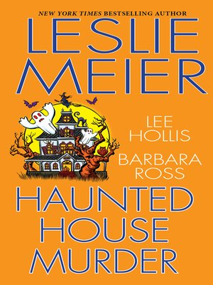cover image of Haunted House Murder