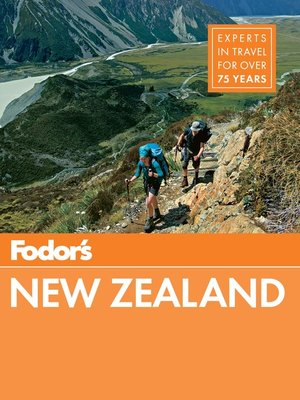 cover image of Fodor's New Zealand
