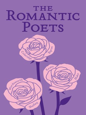 cover image of The Romantic Poets