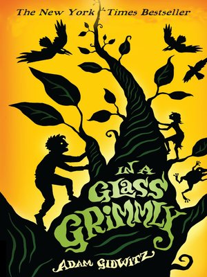 cover image of In a Glass Grimmly