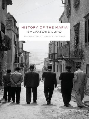 cover image of History of the Mafia