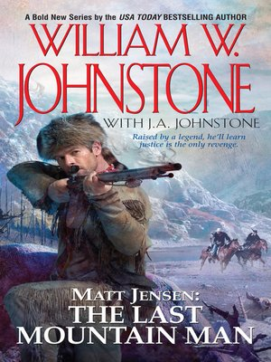 cover image of Matt Jensen, the Last Mountain Man