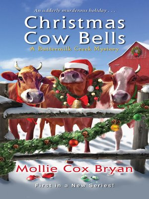 cover image of Christmas Cow Bells