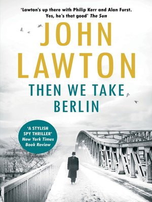 cover image of Then We Take Berlin