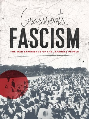 cover image of Grassroots Fascism
