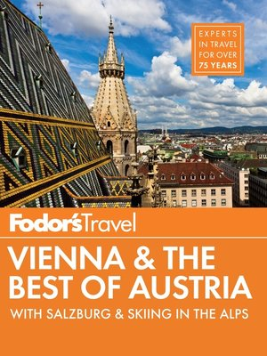 cover image of Fodor's Vienna & the Best of Austria