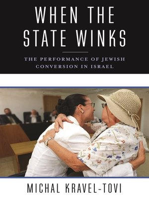 cover image of When the State Winks