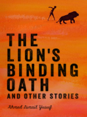 cover image of The Lion's Binding Oath and Other Stories
