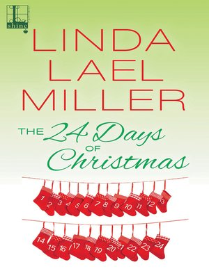 cover image of The 24 Days of Christmas