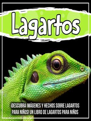 cover image of Lagartos