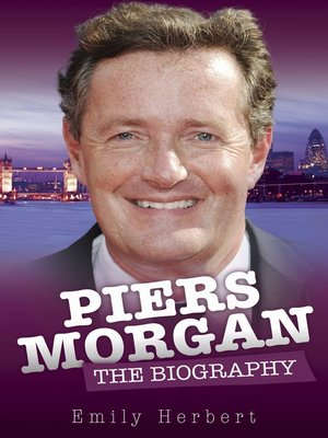 cover image of Piers Morgan
