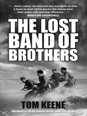 cover image of The Lost Band of Brothers