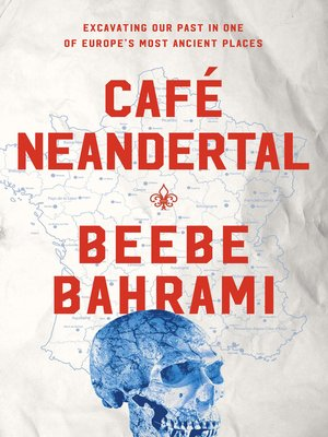 cover image of Café Neandertal
