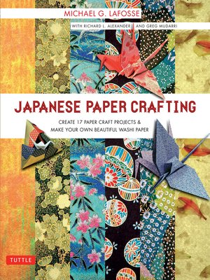 cover image of Japanese Paper Crafting