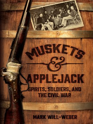 cover image of Muskets and Applejack