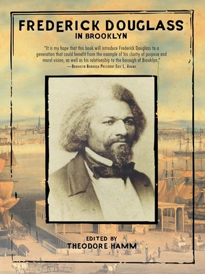cover image of Frederick Douglass in Brooklyn