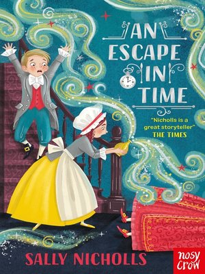 cover image of An Escape in Time