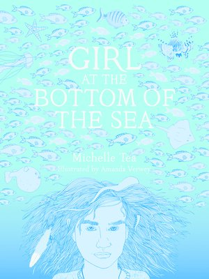 cover image of Girl at the Bottom of the Sea