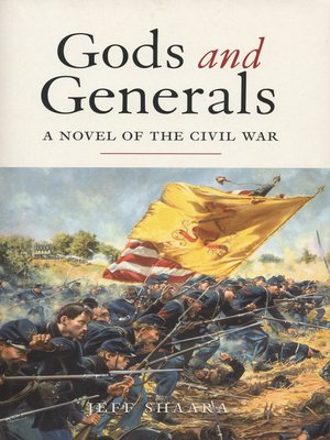 cover image of Gods and Generals