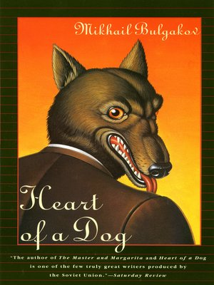 cover image of Heart of a Dog