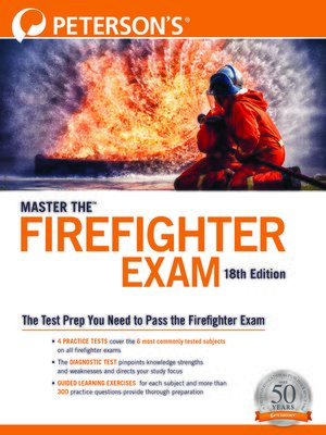 cover image of Master the Firefighter Exam