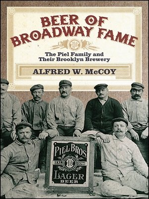 cover image of Beer of Broadway Fame