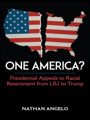 cover image of One America?