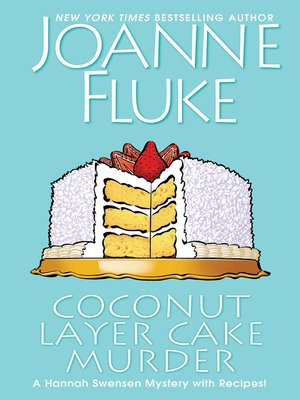 cover image of Coconut Layer Cake Murder
