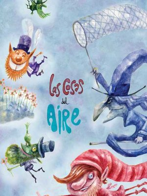 cover image of Las cosas del aire (Things in the Air)