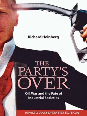 cover image of The Party's Over