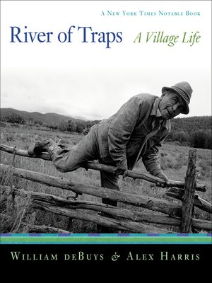 cover image of River of Traps