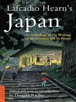 cover image of Lafcadio Hearn's Japan