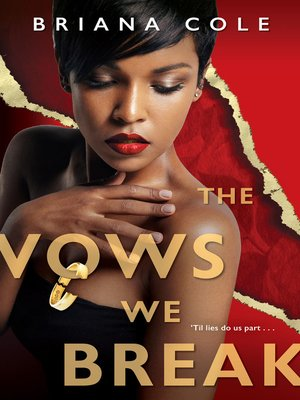 cover image of The Vows We Break